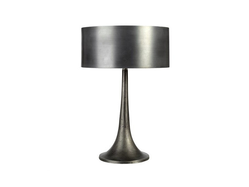 Lampada da tavolo in acciaio MODERN & METAL SHADE - Pols Potten
