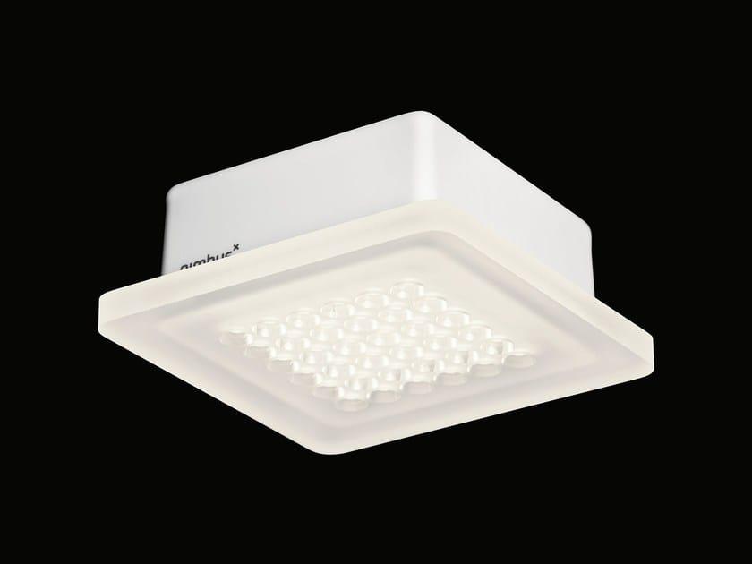Lampada da soffitto a LED MODUL Q 36 SURFACE - Nimbus Group