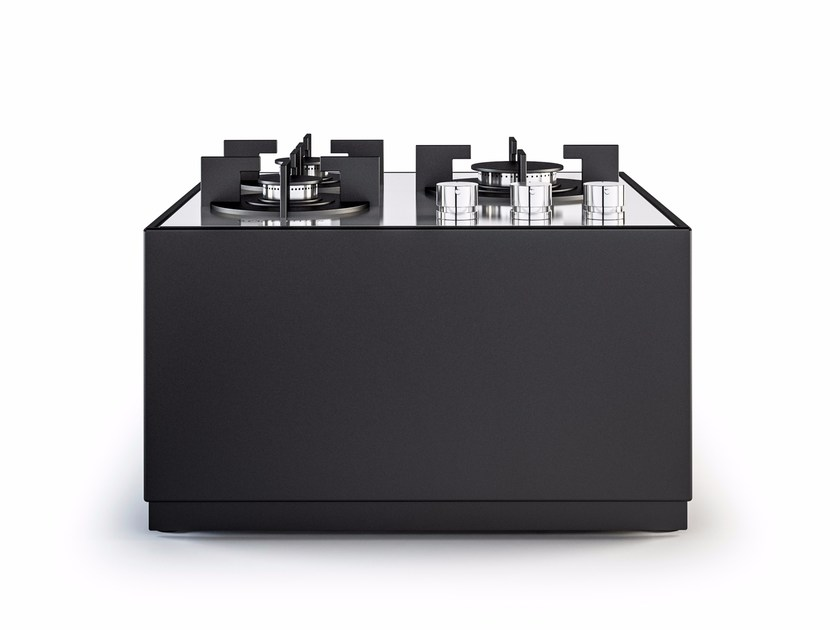 Gas outdoor kitchen MODULE COOKER HOB - Röshults