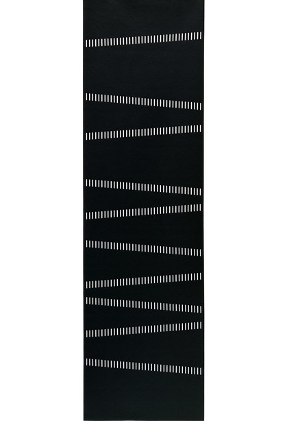 Felt panel curtain MOIRÉ | Panel curtain - HEY-SIGN