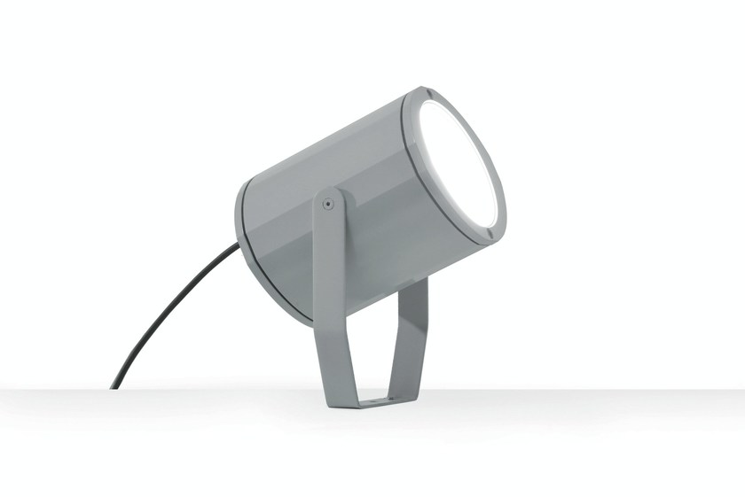LED adjustable aluminium Outdoor floodlight MOK F.3770 - Francesconi & C.