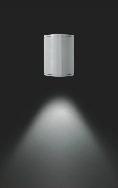 LED aluminium wall lamp MOK F.6895 by Francesconi & C.