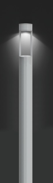 Aluminium garden lamp post MOK F.8081 - Francesconi & C.