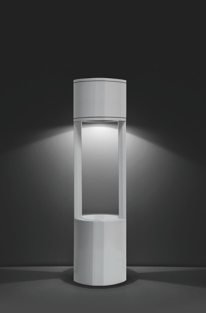 Aluminium bollard light MOK F.8096 - Francesconi & C.
