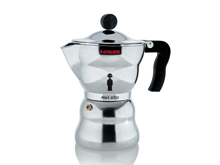 Aluminium coffee maker MOKA ALESSI - ALESSI