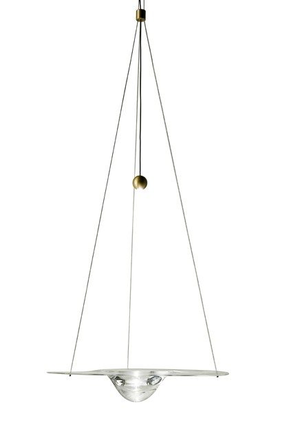 ... glass pendant lamp MOMENTO by GALLERY S. BENSIMON design Nao Tamura