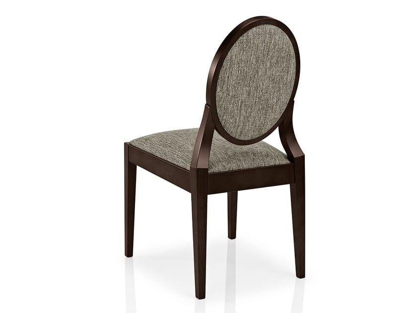 Upholstered fabric chair MONOLISA | Fabric chair - J. MOREIRA DA SILVA & FILHOS, SA