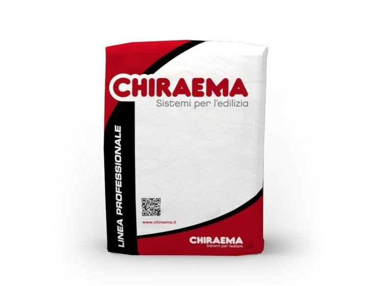 Gypsum and decorative plaster MONOSTUCCO - CHIRAEMA
