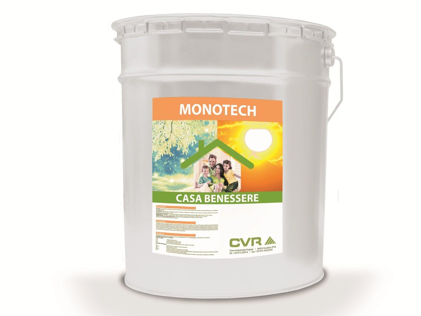 Anti-radiation reflective paint MONOTECH SUN REFLEX - CVR