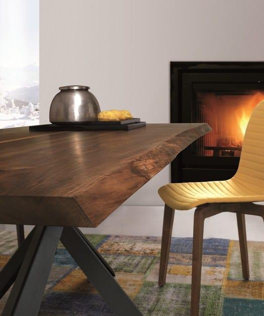 tavolo rettangolare su misura montana oliver b