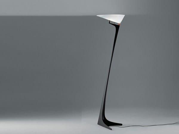 Lampada da terra a luce indiretta MONTJUIC - Artemide Italia