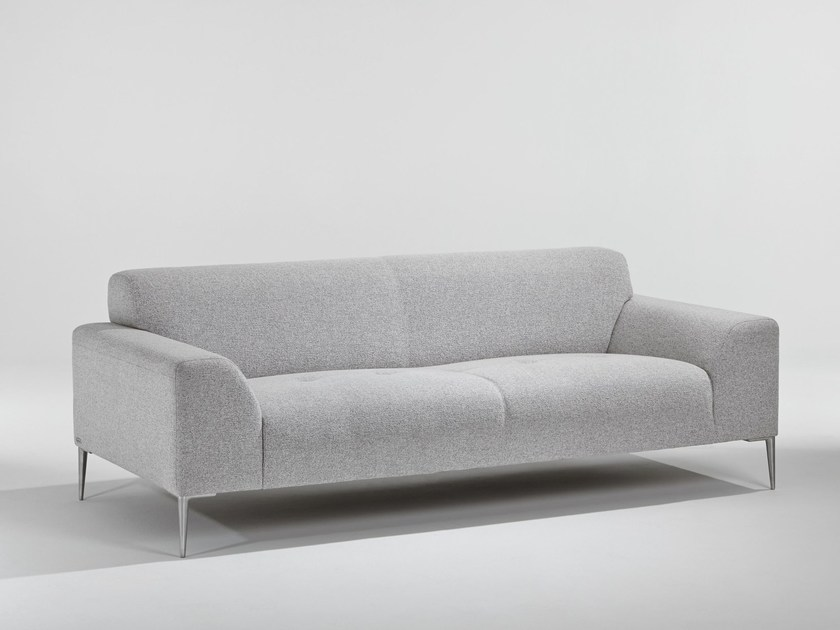 Upholstered 3 seater fabric sofa MONTMARTRE | 3 seater sofa by Burov
