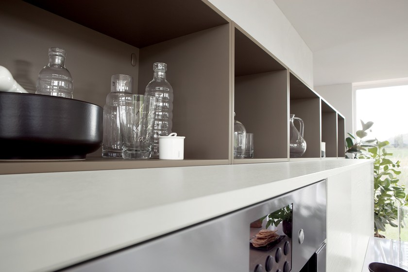 Fitted kitchen MOOD - Scavolini
