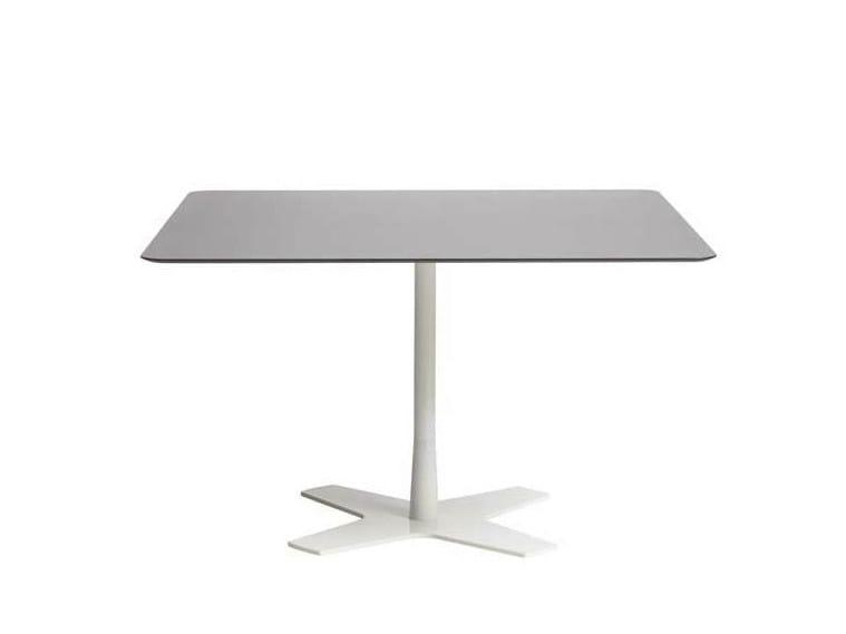 Rectangular table MOONDECK | Rectangular table - Potocco