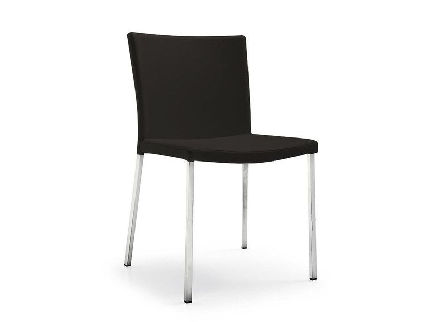 Upholstered fabric chair MOONLIGHT - Calligaris