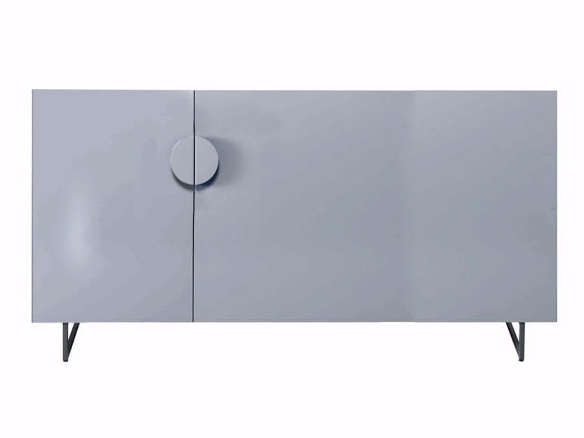 Steel sideboard with doors MORRISON - AZEA