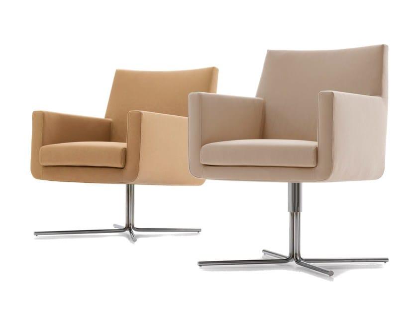 Swivel armchair MOSS by SANCAL