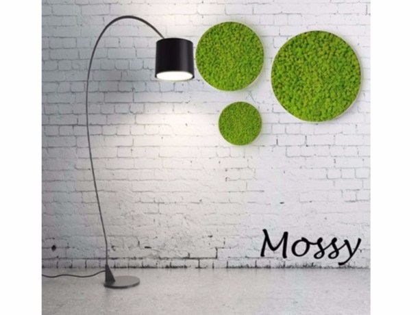 Vegetal frame MOSSY by Baltic Promo