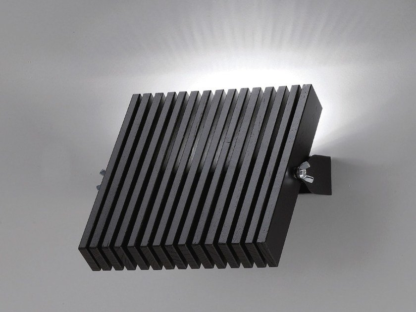 LED adjustable ash wall light MOVES | Wall light by NOIDESIGN