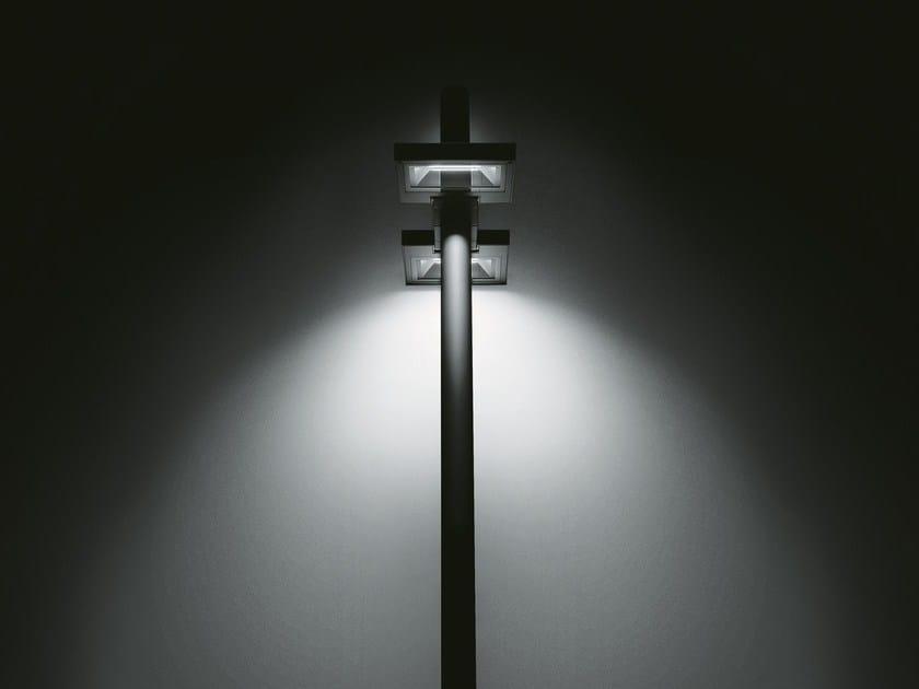 LED aluminium garden lamp post MOVIT | Garden lamp post by SIMES