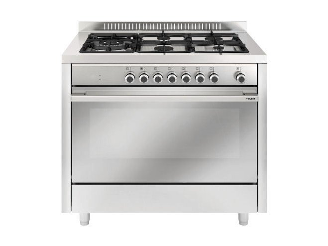 Steel cooker MQ1644VI | Cooker - Glem Gas