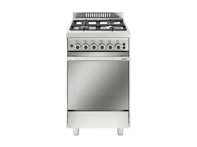 Steel cooker MQ5611RI | Cooker by Glem Gas