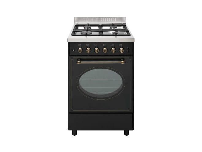 Steel cooker MQ5611RR | Cooker - Glem Gas