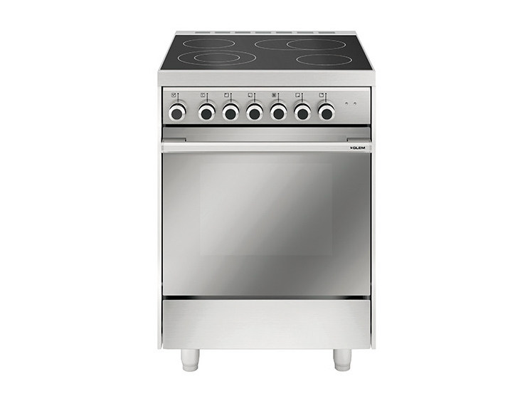 Steel cooker MQ6623VI | Cooker by Glem Gas