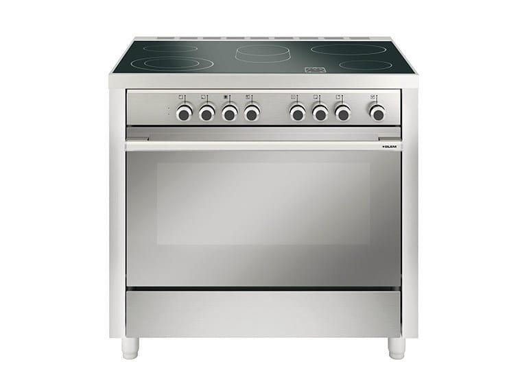 Steel cooker MQB624VI | Cooker - Glem Gas