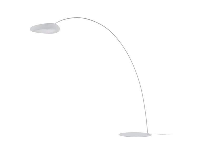 LED polyethylene floor lamp MR. MAGOO_FL by Linea Light Group