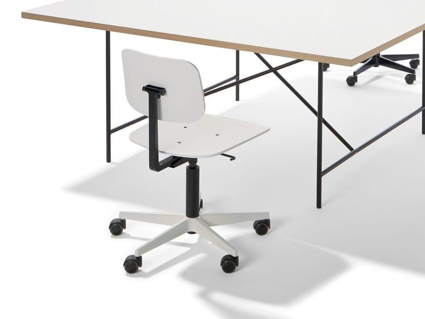 Task chair MR. SQUARE - Richard Lampert