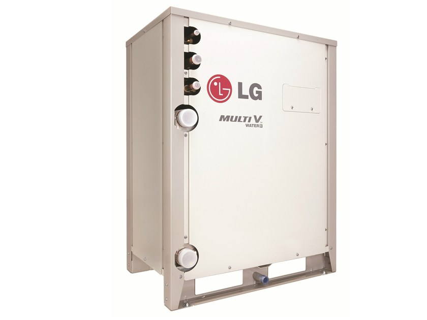 Air to water Heat pump MULTI V WATER IV | Air to water Heat pump - LG Electronics Italia