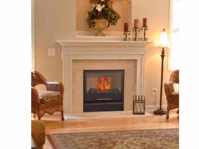 Wood-burning / Pellet Boiler fireplace MULTIFUEL - Fintek
