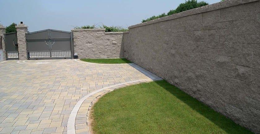 Muri da giardino prefabbricati idee per la casa - Muri da giardino ...