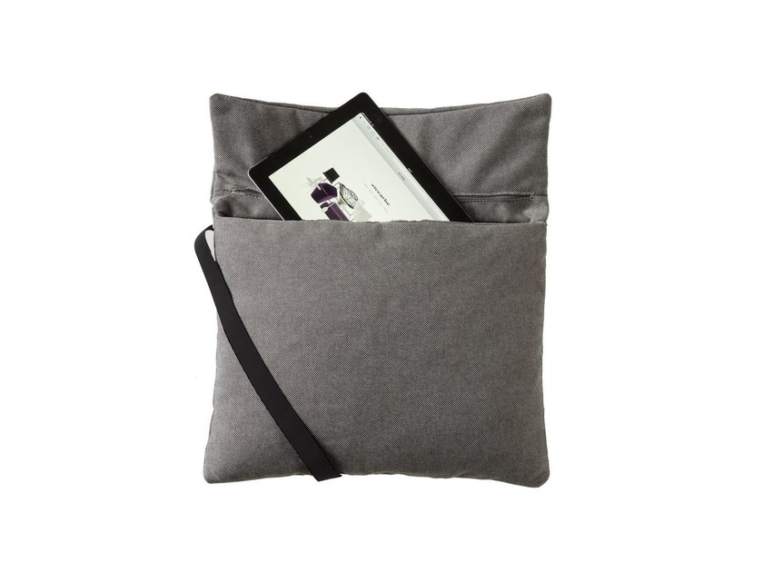 Cushion / gadget case MY PILLOW by Viccarbe