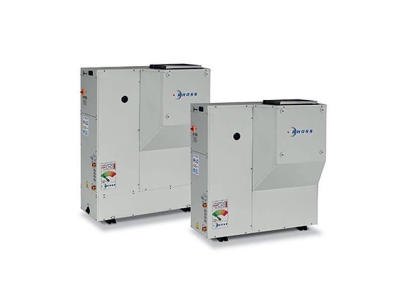 Heat pump / AIr refrigeration unit Mini-Y C - TCCEY-THCEY 105÷111 by Rhoss