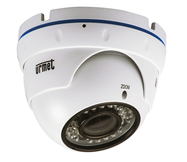 Surveillance and control system Minidome AHD 1080p ottica 2,8-12mm - Urmet