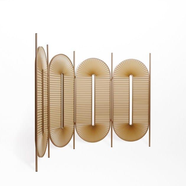 Aluminium decorative object Minima Moralia - DANTE - Goods and Bads