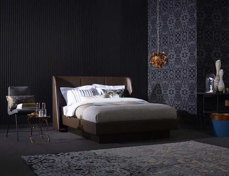 letto matrimoniale sfoderabile mood schramm werkst tten. Black Bedroom Furniture Sets. Home Design Ideas