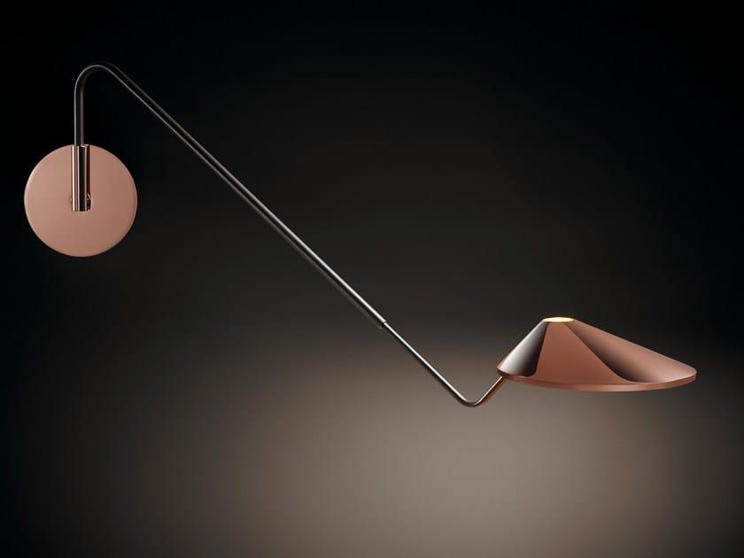 Applique orientabile in metallo NÓN LÁ A 04 - BOVER Il. Luminació & Mobiliario