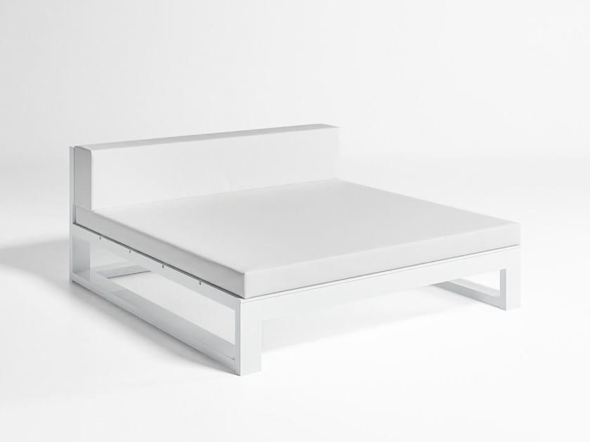 Sled base garden sofa NA XEMENA XL 2 | Garden sofa - GANDIA BLASCO