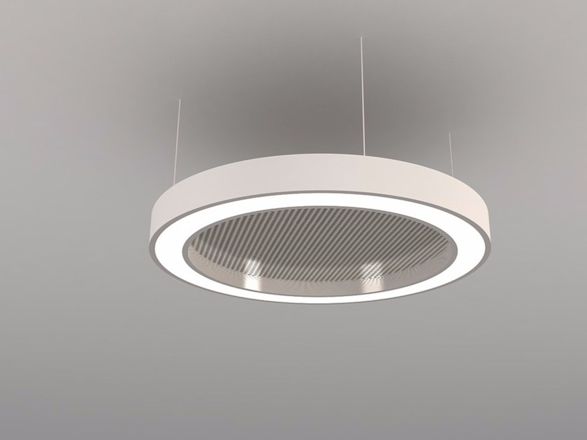 LED pendant lamp NAA D600-900-1200 FA by Neonny