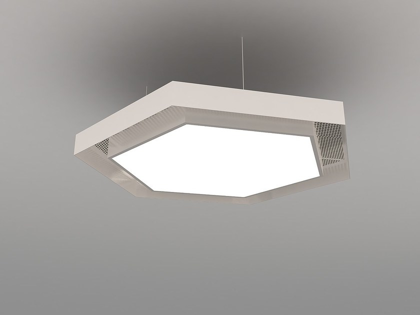 LED pendant lamp NAA H600-900-1200 HA by Neonny