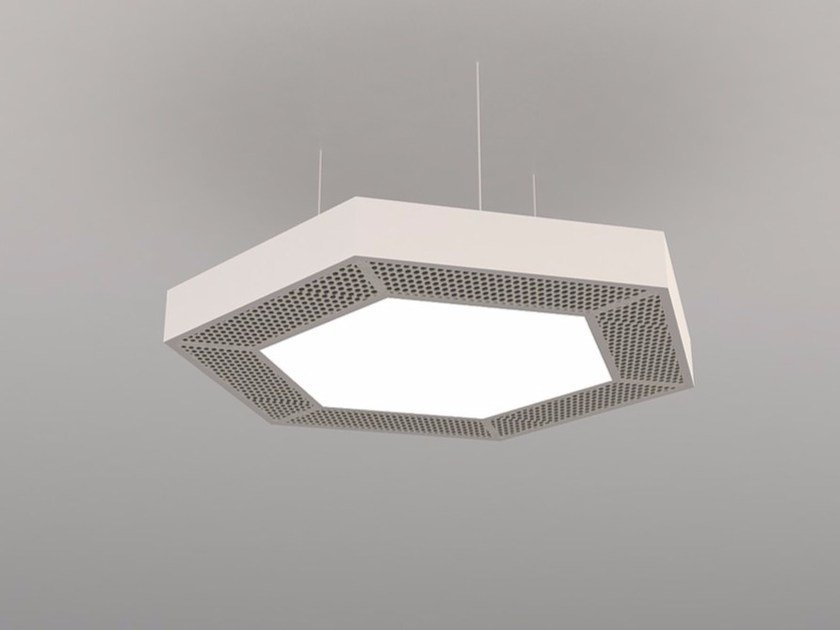 LED pendant lamp NAA H600-900-1200 HB by Neonny