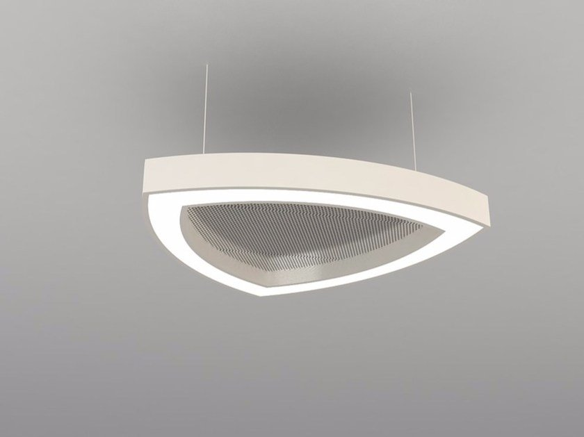 LED pendant lamp NAA T600-900-1200 RFA by Neonny