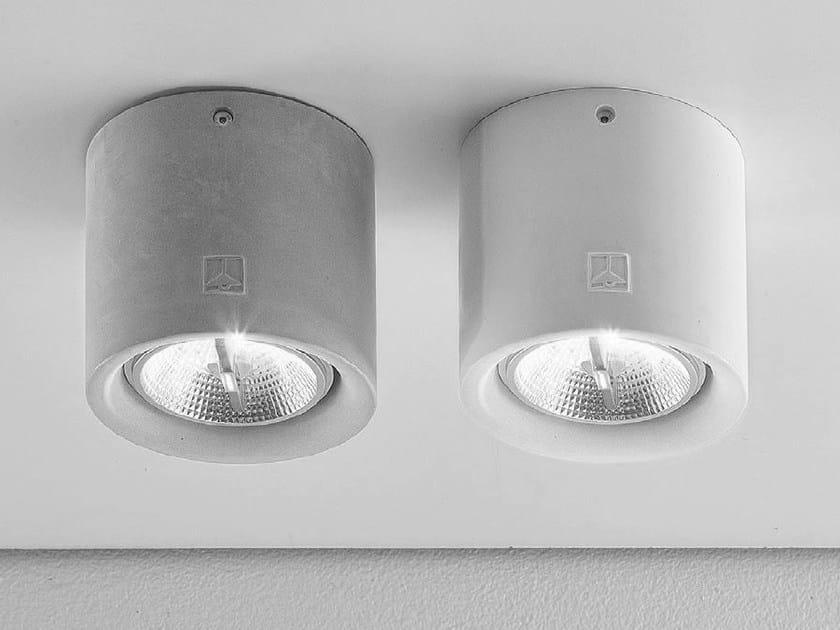 Ceiling spotlight NADIR 11 - Aldo Bernardi