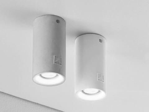 Ceiling spotlight NADIR 12 by Aldo Bernardi