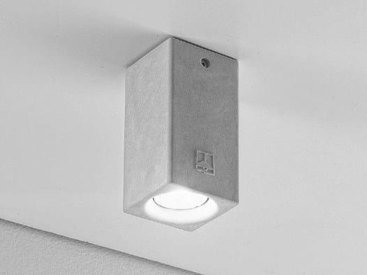 Ceiling spotlight NADIR 5/C by Aldo Bernardi