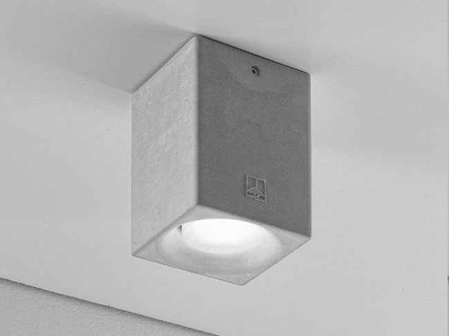 Ceiling spotlight NADIR 6/C by Aldo Bernardi