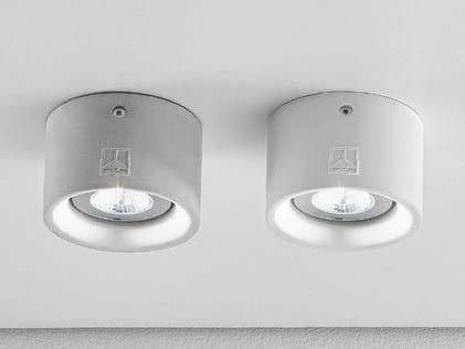 Ceiling spotlight NADIR 8 - Aldo Bernardi